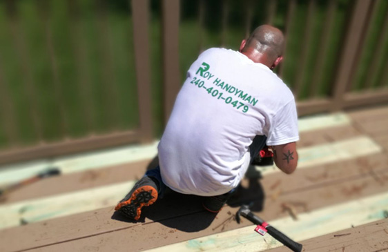 About Roy Handyman Services